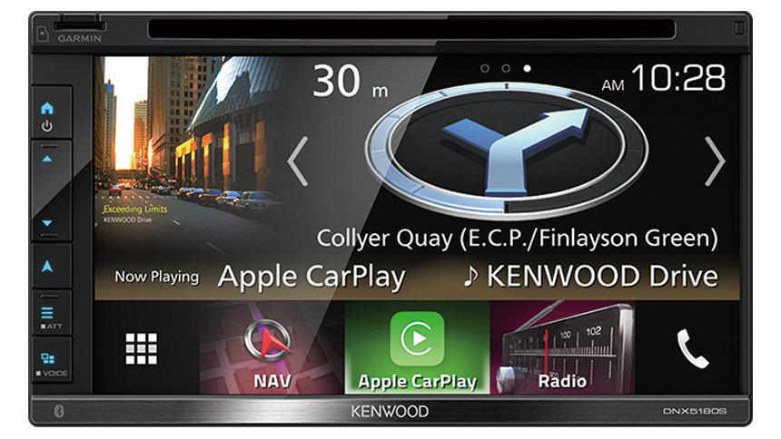 KENWOOD DNX5180S