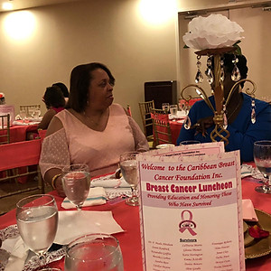 Caribbean Breast Cancer Foundation Luncheon