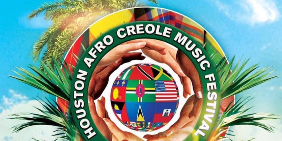 Houston Afro Creole Music Festival