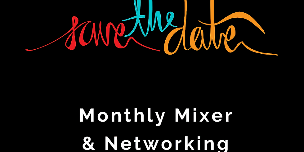 CCC Monthly Mixer and Networking