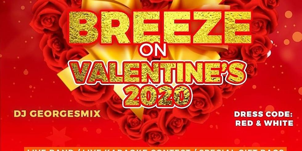 Breeze on Valentine's 2020
