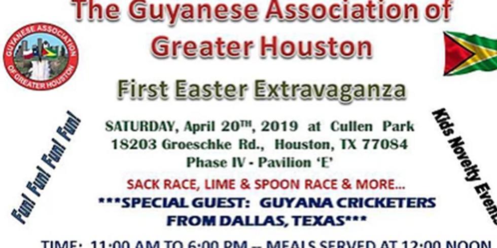 The Guyanese Association of Greater Houston