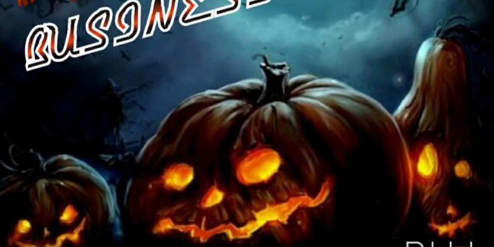 Halloween Business Mixer and Costume Party