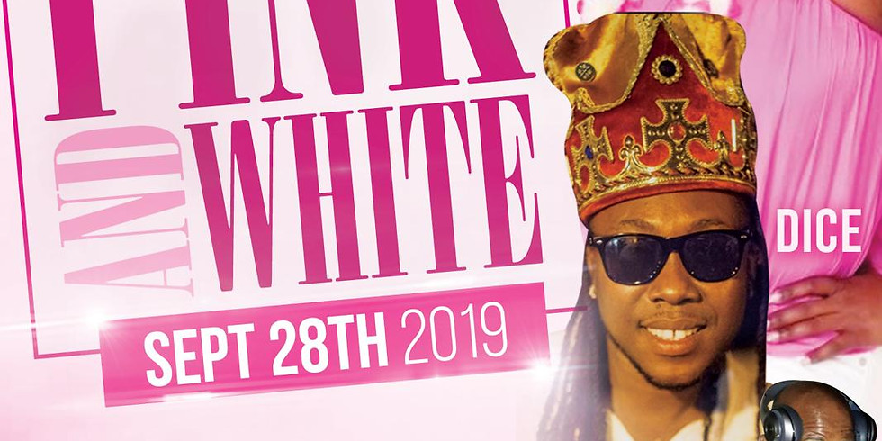 1st Annual Pink and White - Fundraiser