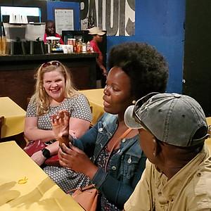 Business Mixer at Reggae Hut Cafe