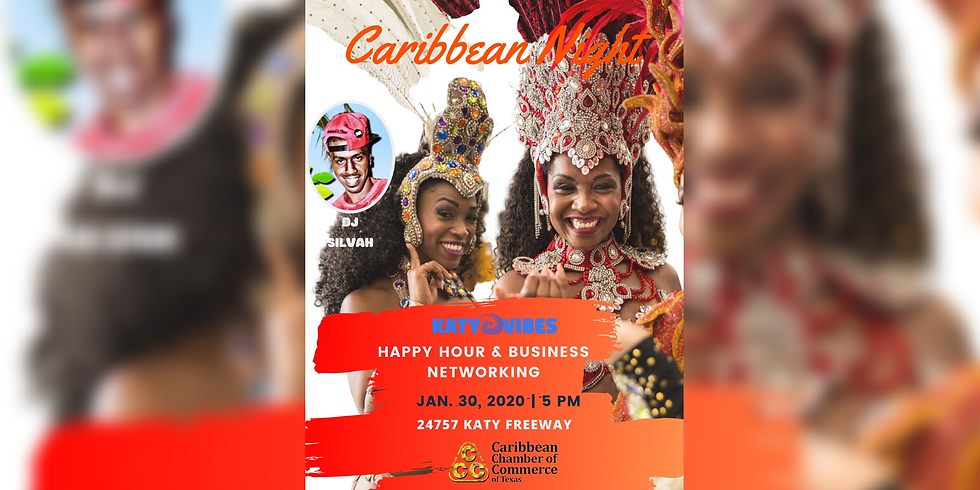 Caribbean Chamber Business Mixer & Happy Hour