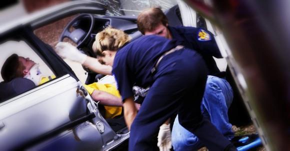 Aumentan los Accidentes de Tráfico en Alicante