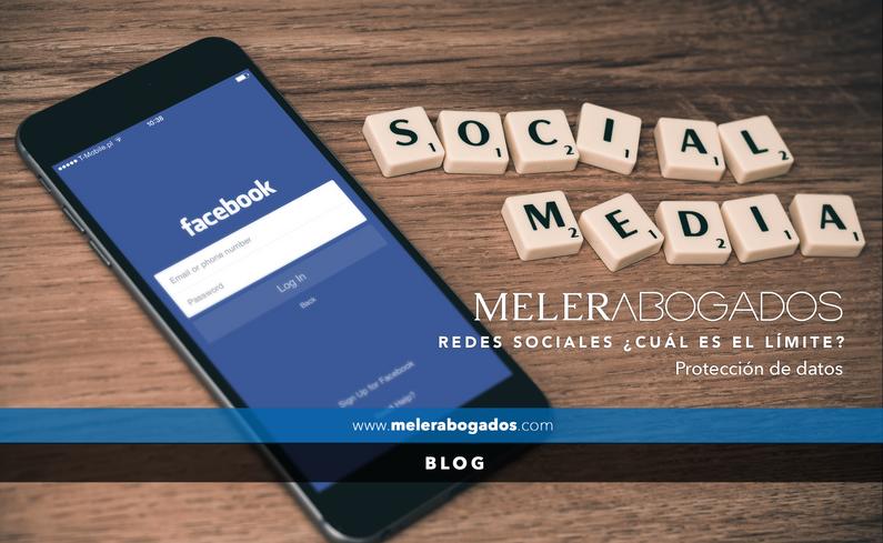 Redes Sociales ¿Cuál es el límite?