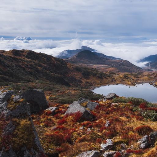 Vibrant valleys of East Sikkim