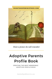How to create Adoption Profile Books