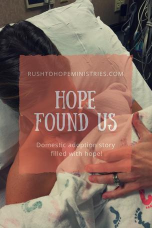 Hope Found Us