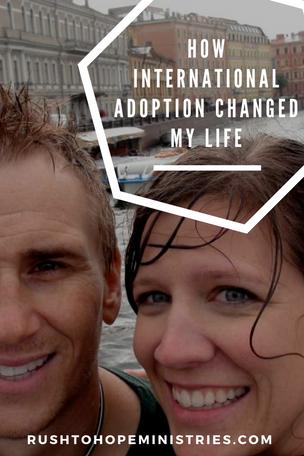 How International Adoption Changed My Life