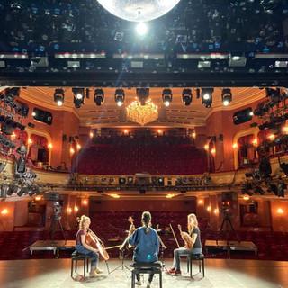 TriOlogie im Schauspielhaus