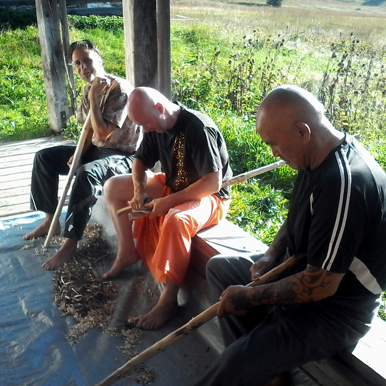 Die Maori on Tour - Kleinwalsertal