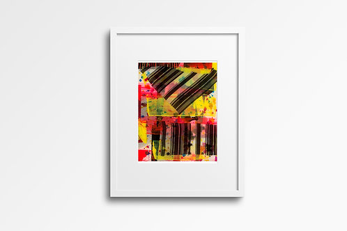 Fine Art Archival Giclee Print Edition of 50. No.5