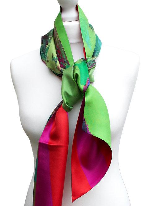 Silk Maxi Twilly 20X160cm 4