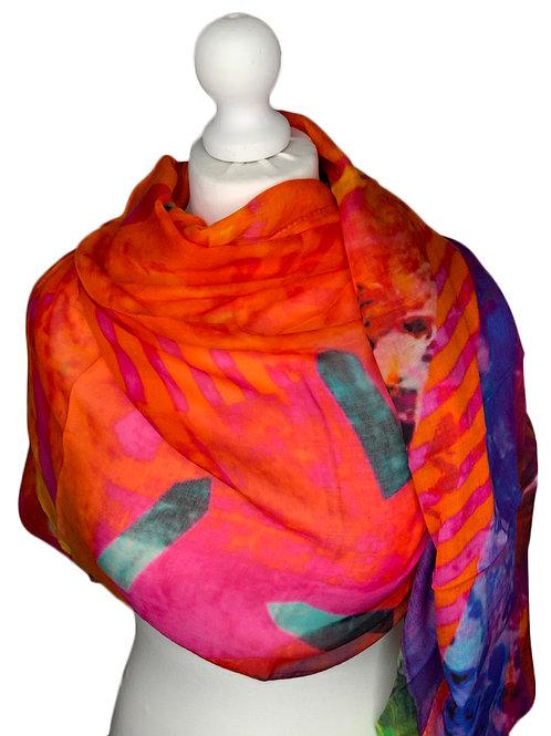 Modal/Silk Luxurious Soft Scarf 70x200cm