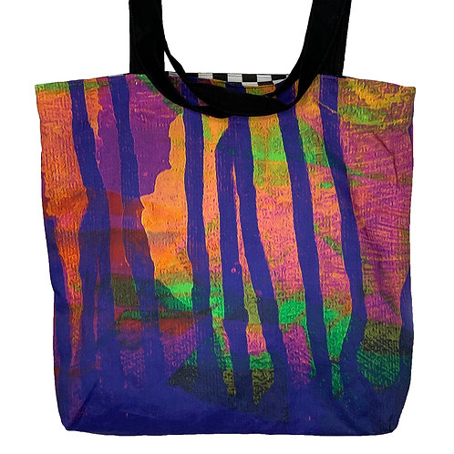 100% Organic Bamboo Art Bag 4