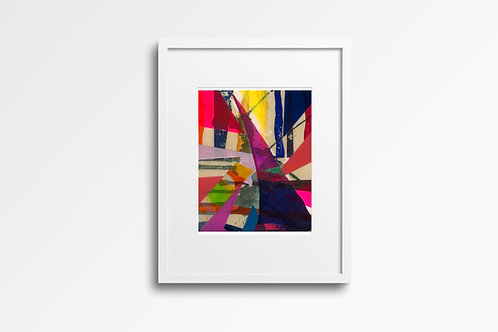Fine Art Archival Giclee Print Edition of 50. No.4