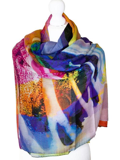 Modal/Silk Luxurious Soft Scarf 140x180cm 3