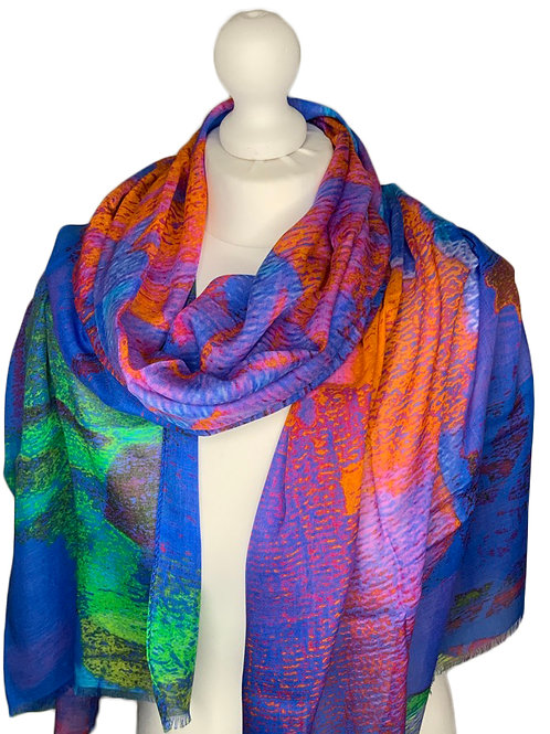 Modal/Silk Luxurious Soft Scarf 70x200cm