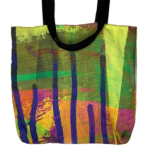 100% Organic Bamboo Art Bag 1