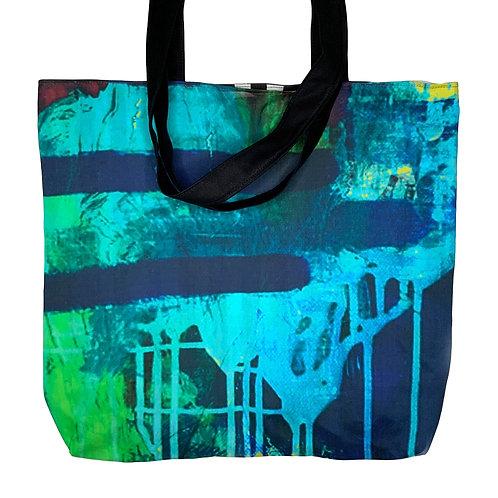 100% Organic Bamboo Art Bag 5