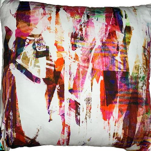 100% Organic Cotton Cushion 1
