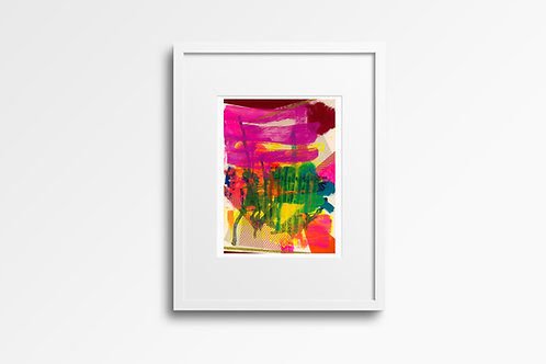 Fine Art Archival Giclee Print Edition of 50. No. 3
