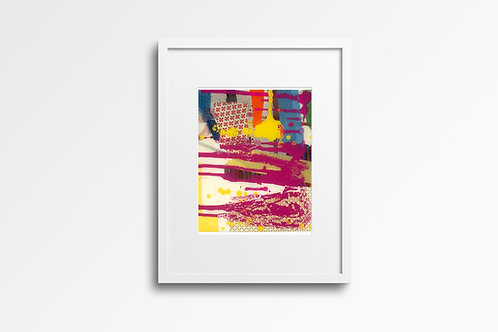 Fine Art Archival Giclee Print Edition of 50. No. 2