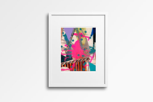 Fine Art Archival Giclee Print Edition of 50