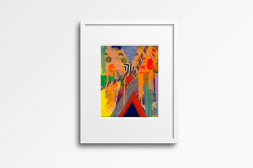Fine Art Archival Giclee Print Edition of 50. No.8