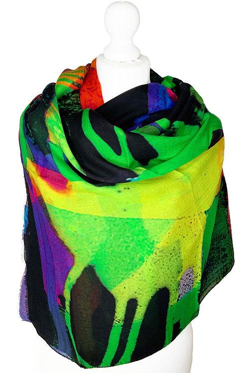 Modal/Silk Luxurious Soft Scarf 140x180cm 1