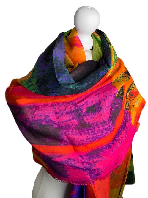 Modal/Silk Luxurious Soft Scarf 140x180cm