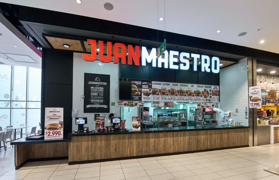 Restaurante / Juan Maestro / Santiago Centro