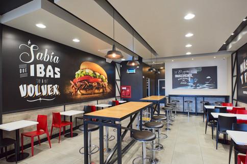 Restaurante / Juan Maestro / Temuco