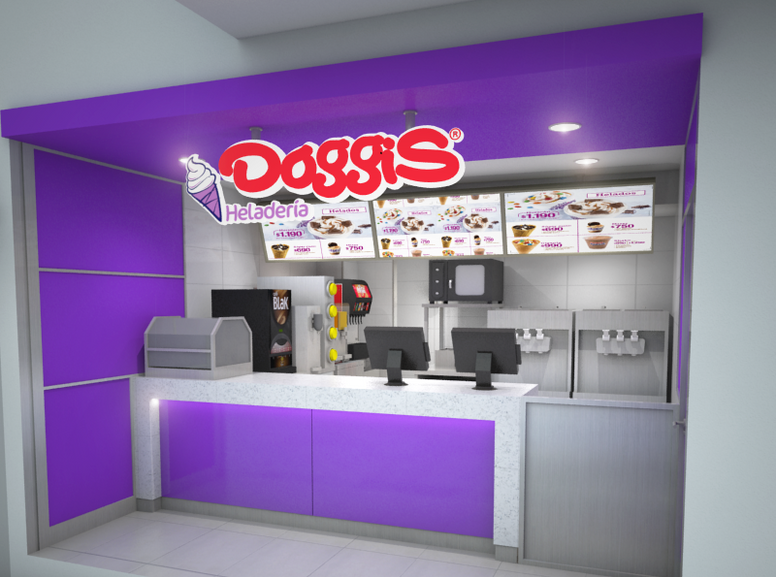 Restaurante / Heladería Doggis / Arica