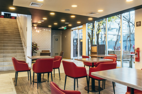 Restaurante / Wendy´s / Lo Barnechea