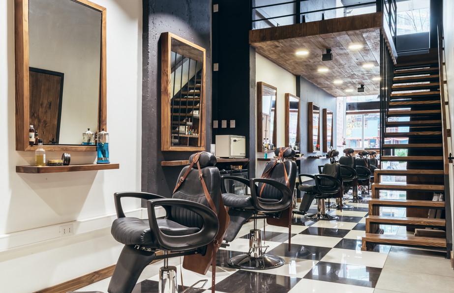 Barbería / Barbershop / Las Condes