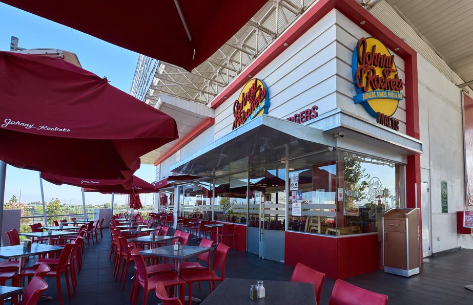 Restaurante / Johnny Rockets / Cerrillos