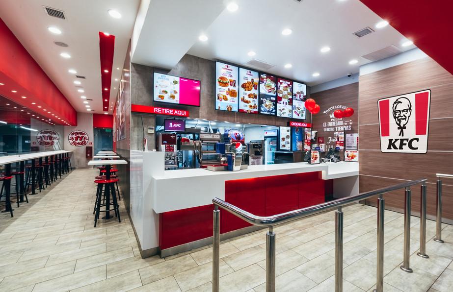 Restaurante / KFC / Providencia