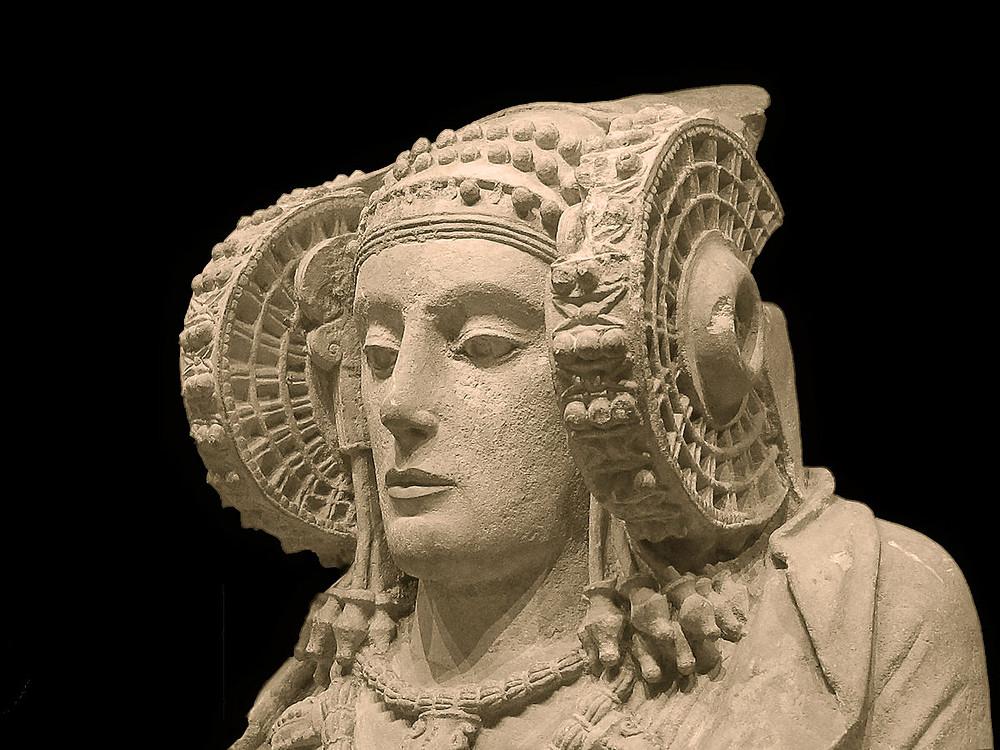 Busto de la Dama de Elche
