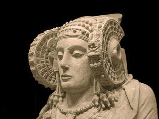 La Dama de Elche: objeto emblemático del Museo Arqueológico Nacional