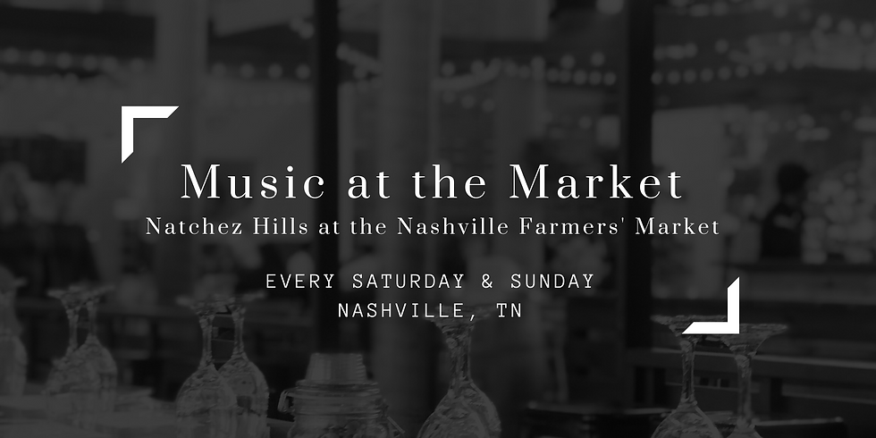 Live Music at The Market