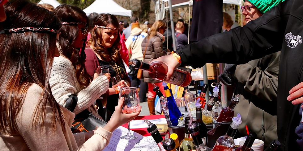 Smoky Mountain Wine Fest Presented by Courtyard by Marriott