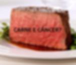 A relação entre carne e câncer
