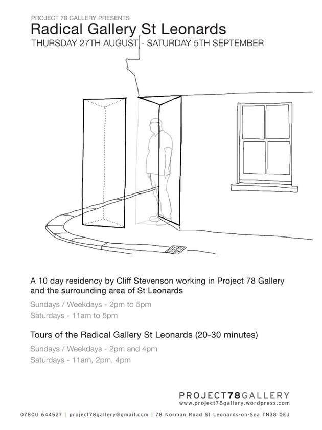 Cliff Stevenson - Radical Gallery