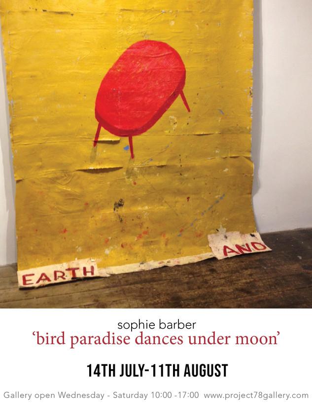 Sophie Barber ' Bird paradise dances und