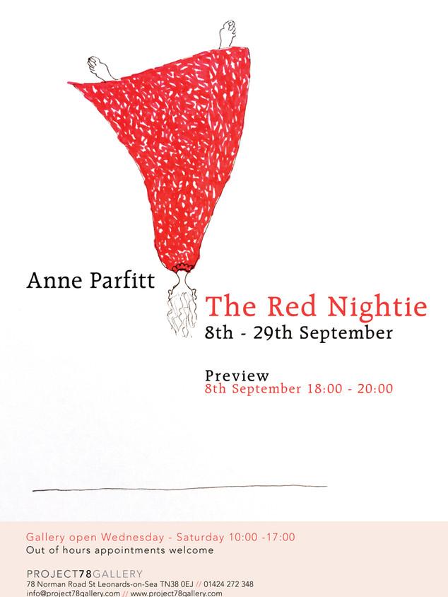 Anne Parfitt - The Red Nightie