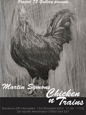 Martin Symons - Chicken n Trains
